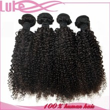 """Factory Price 10""""-36"""" Stock Virgin Mongolian Wet And Wavy Hair Weave"""