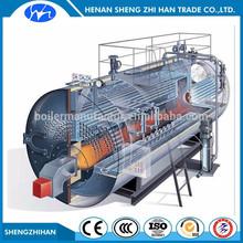 2015 New natural circulation low pressure water tube thermal oil boilers
