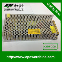 12V 15A switch power supply/SMPS/led driver c-tick for CCTV Cameras