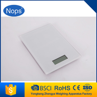 Promotional wonderful design portable digital electronic kitchen scale