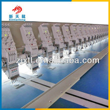 445*165 flat computerized embroidery machine