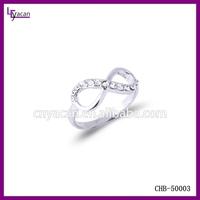 2015 Beautiful Fashion Lady Popular Gold Finger Ring Without Stone