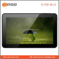 2015 cheap h-pod supplier android 4.1.1 free 3d games tablet pdual core cortexa9 8gb memory 6000mah play 8 hours christmas gift