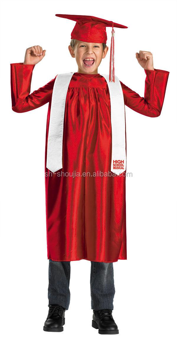 Children Graduation Ceremony,Graduation Gown,Graduation Robe - Buy ...