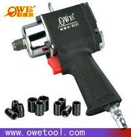 "OW-MINI (Twin Ring Type) 1/2"" Air Impact Wrench Car repair tool"