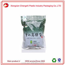 Tea packaging bag / high moutain tea bag / 3 sides sealed plastic bag