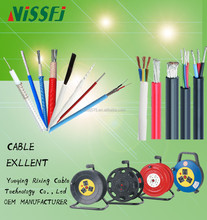 OEM cable and wire excellent quality best price main used for high temperature wiring