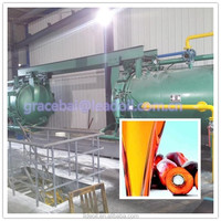Small palm oil refining plant with factory price