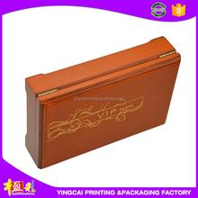 2015 nouveau Design fabrication de boîte en bois pour l'exportation