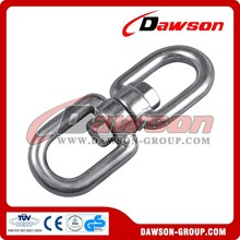 High Polished Stainless Steel Swivel With Eye And Eye(Rigging Hardware)
