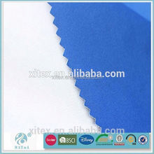 90 polyester 10 spandex semi dull fabric