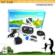 Dog Training Outdoor Wireless Pet Containment System with Shock Collar