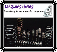 precise metal compression spring