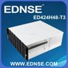 EDNSE 4u 24 bays NAS rack mount server computers case