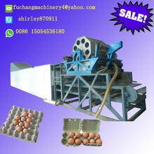 Egg tray machine production line with multilayer drying line