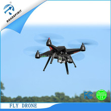 drone helicopter flying radio controlled model airplane with flying camera