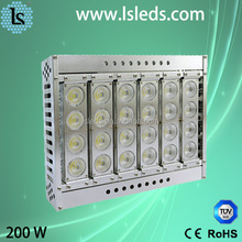 Alibaba express 300 watt led flood light with IP68,180lm/w bridgelux chips,Meanwell driver,5 years warranty