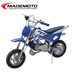 Hot Selling Single Cylinder 2 Stroke 49CC Dirt Bike with Electric Starter