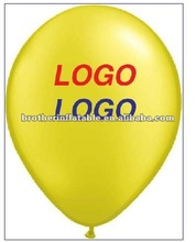 "10"" free latex balloon for advertising"