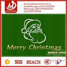 Wholesale Printed Christmas Eve Xmas Product Custom Entrance Mat