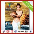2014 la venta caliente la mujer desnuda de pintura al óleo de vuelta sobre lienzos