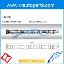 High quality Camshaft for ISUZUI 8944603241 engine No. 4ZD1 4ZE1