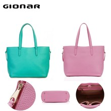 2015 Latest Wholesale Fashion Famous Brand Women Real Leather Handbag With Oversize Tassles