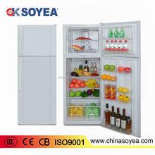 BCD-338W 2015 Newest Fashion no frost refrigerator top freezer high quality compressor 338L no frost refrigerator