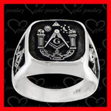 Custom 2015 masonic rings made beautiful picture of ring