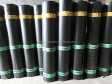 cold and heat resistant material SBS modified bitumen waterproofing membrane
