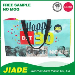 Pp woven bags manufacturers/wholesale pp woven bag/photo printed pp woven bags