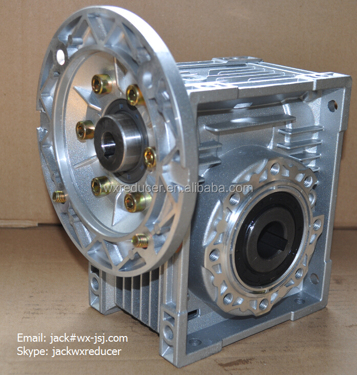 WXRV gearbox / Motovario like gearbox / speed reducer