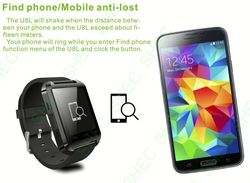 "Smart Watch 1.3""tft touch screen z1 android watch phone"