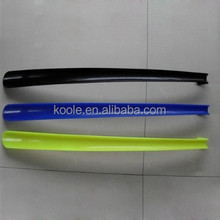 Colorful promotional long shoe horn