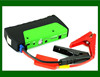 car jump starter 18000mah, 12V, 165*80*40 mm, green/ yellow/ black, charge for notebook/ phone