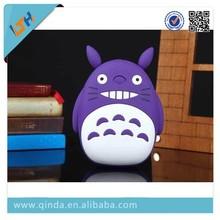 2015 Newest Totoro Cartoon Power Bank 12000 mah Totoro External Power Bank For Iphone/Samsung MP3 Mobile phone