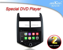 touch screen car radio gps chevrolet aveo with 3G/Wifi