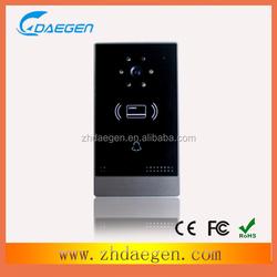 Wireless Audio Video Door Phone Intercom home automation System