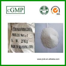 98% white granule Paraformaldehyde for disinfectants