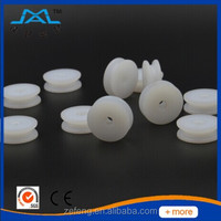 Good hardness and strength at a low price small plastic pulley
