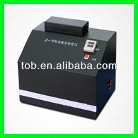 Tap density meter for lithium battery powder materials