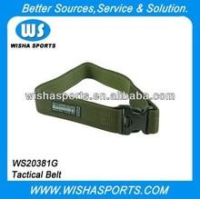 Airsoft nylon de servicio militar Cinturón Táctico