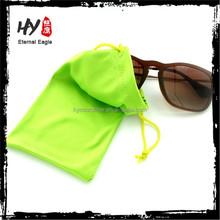 Professional microfiber sunglasses bags, glasses case microfiber, microfiber sunglasses pouch case