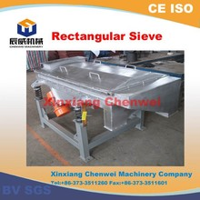 wet vibrating screen /vibrating grain sieve machine /different mesh vibrating screen