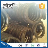 Good quality 6PR 8PR TT TL motorcycle tyres rubber scooter tire 2.50-17
