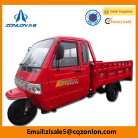 ZONLON 200cc Tricycle Differential Cargo Truck For Sale