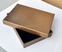Special packaging gift boxes made by 1200gsm paperboard + 157gsm art paper