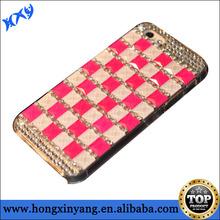 Mobile Phone Rhinestone Cover