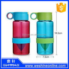 2015 YIWU Factory directly provide world cup promotion gift bottled water,fruit infuser water bottle