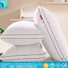 rectangle new style 100% cotton bedrooms prices in china gel memory foam pillow
